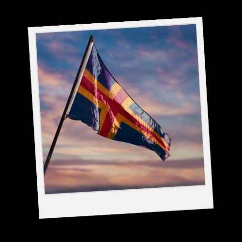 Virtuellt om Åland bilder