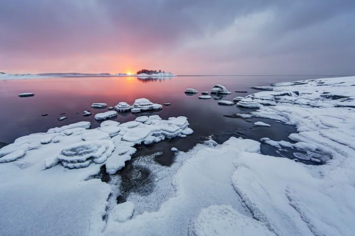 Porkala udd, Finland