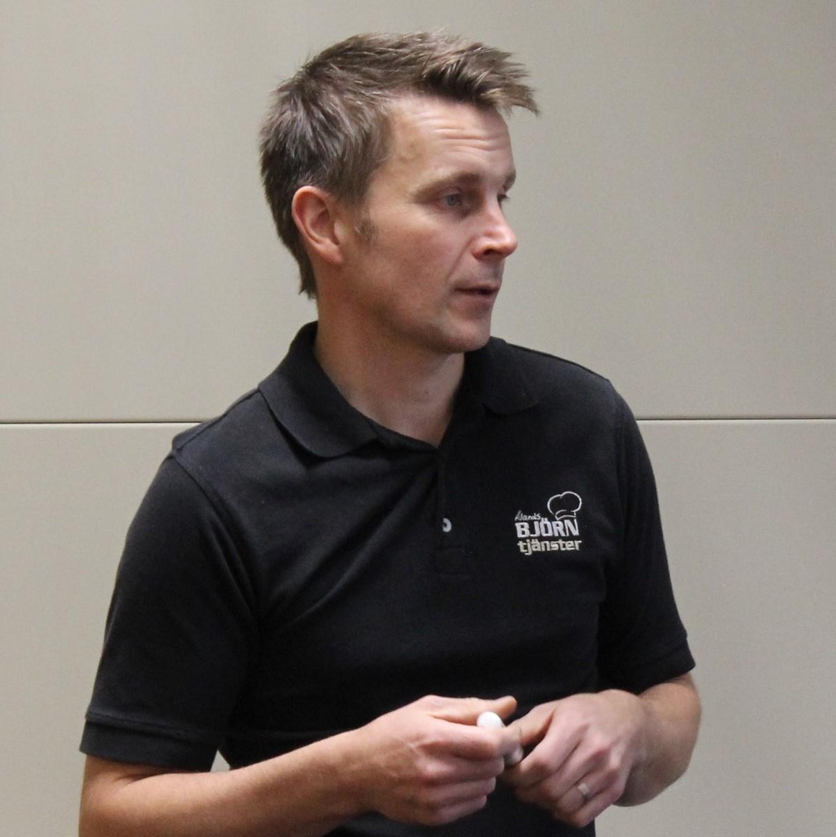 Björn Ekstrand