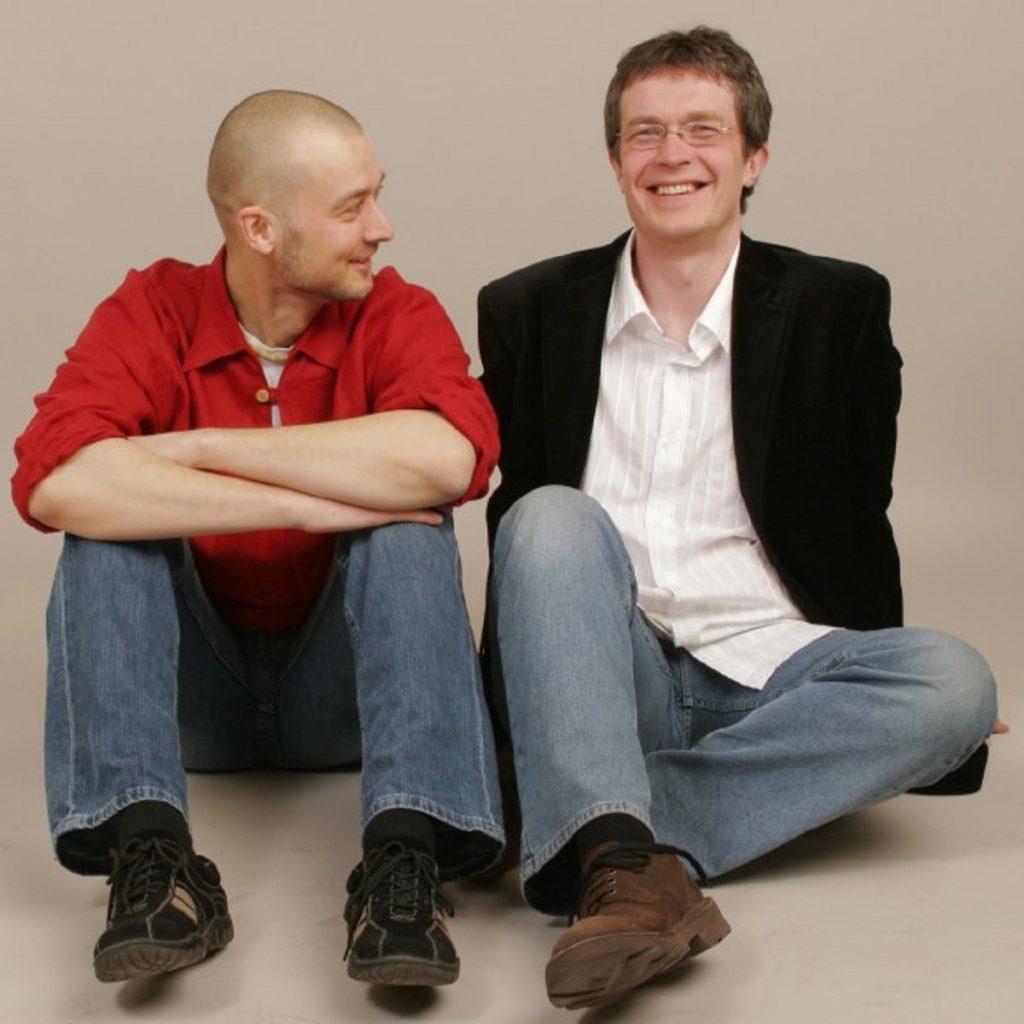 Anders & kompisen