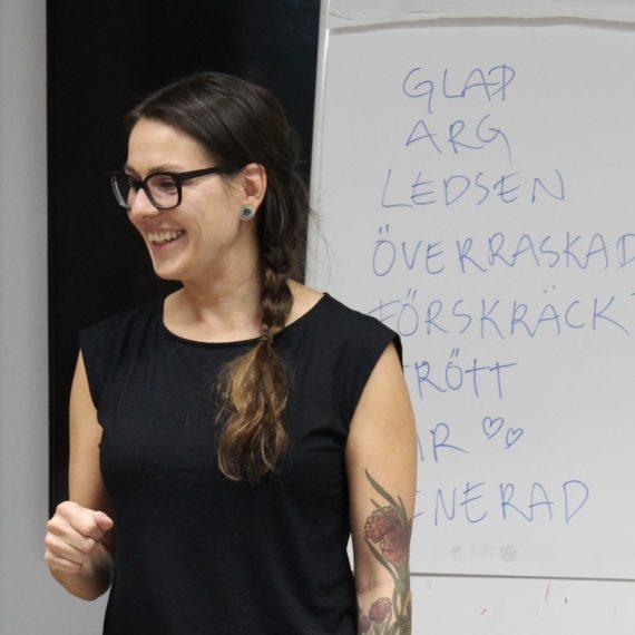 Petra Bergström