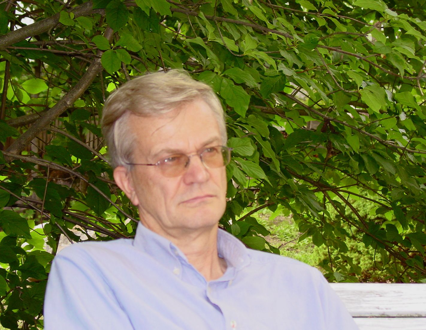 Professor emeritus Jan Otto Andersson