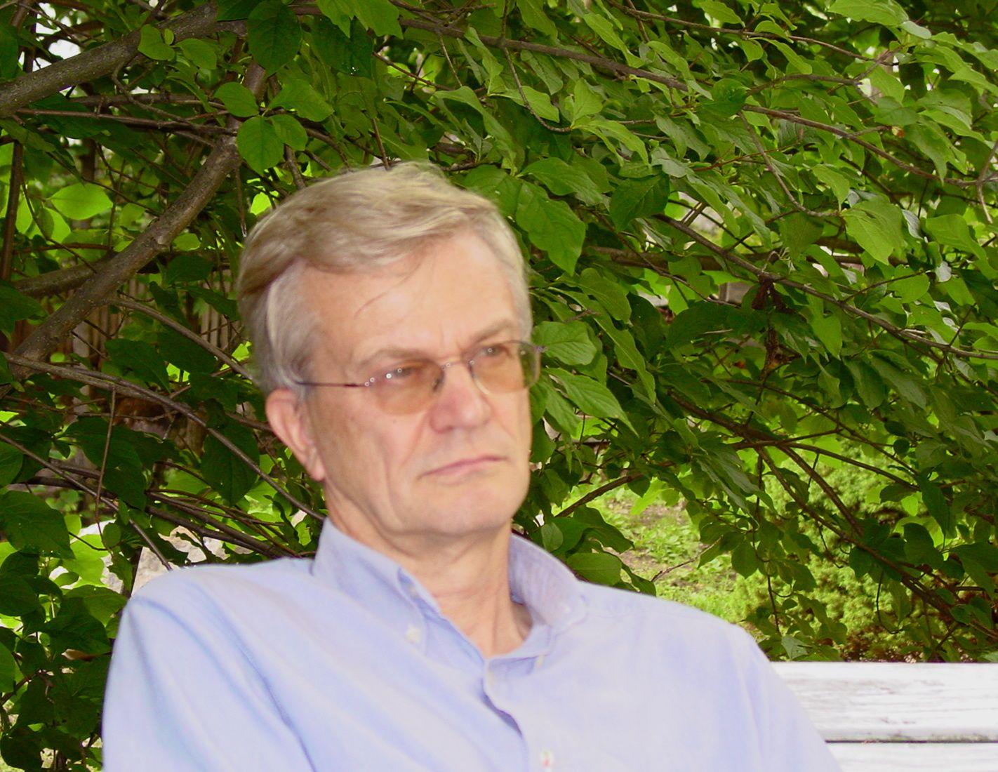 Professor emeritus Jan Otto Andersson