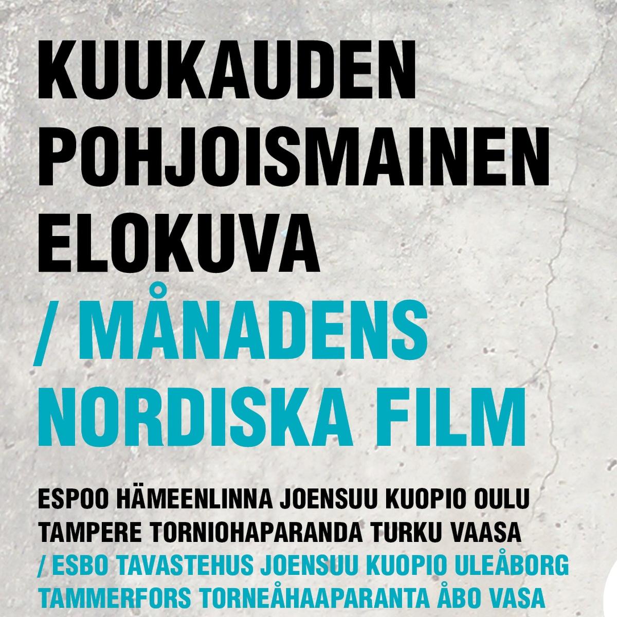 Månadens nordiska film
