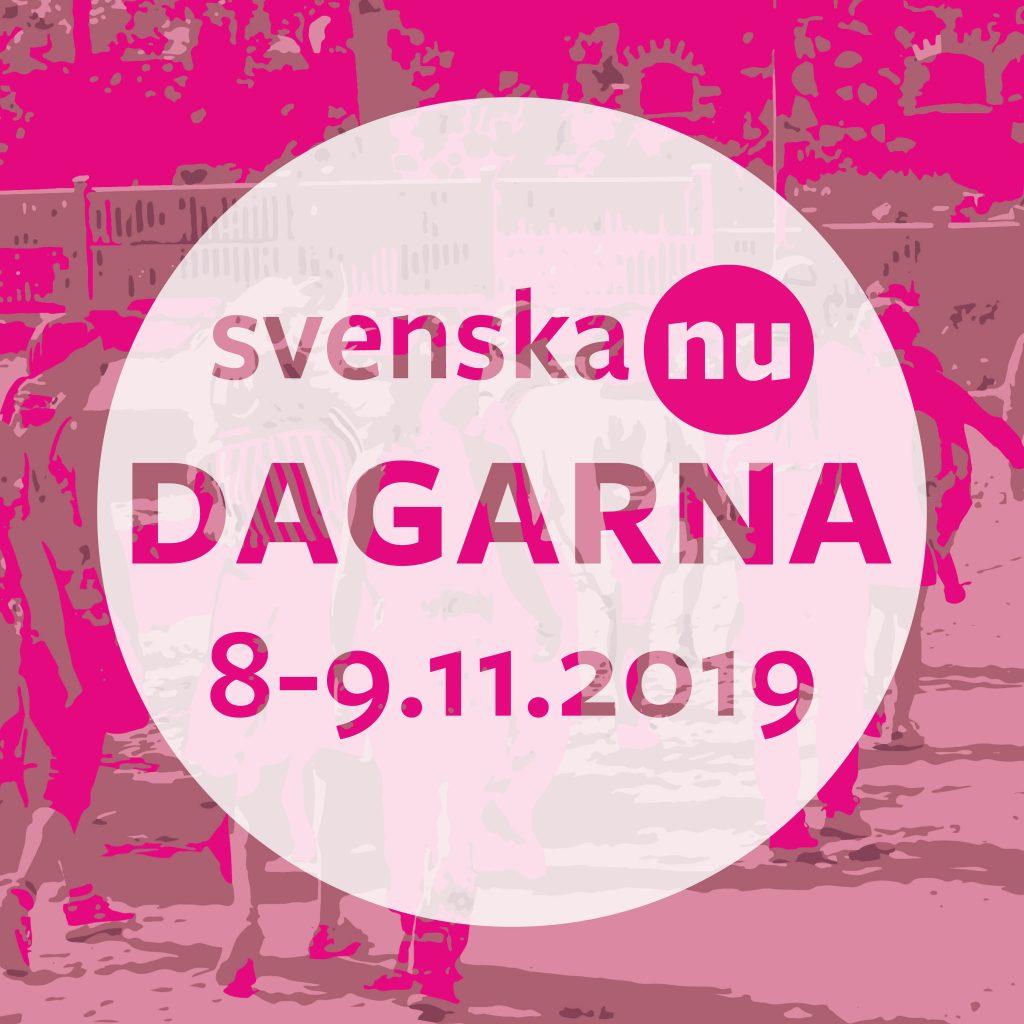 Bild Svenska nu - dagarna med datum
