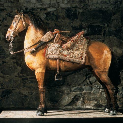 Gustav II Adolfs häst